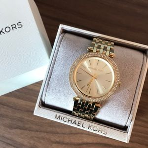 Michael Kors Watch (Gold)